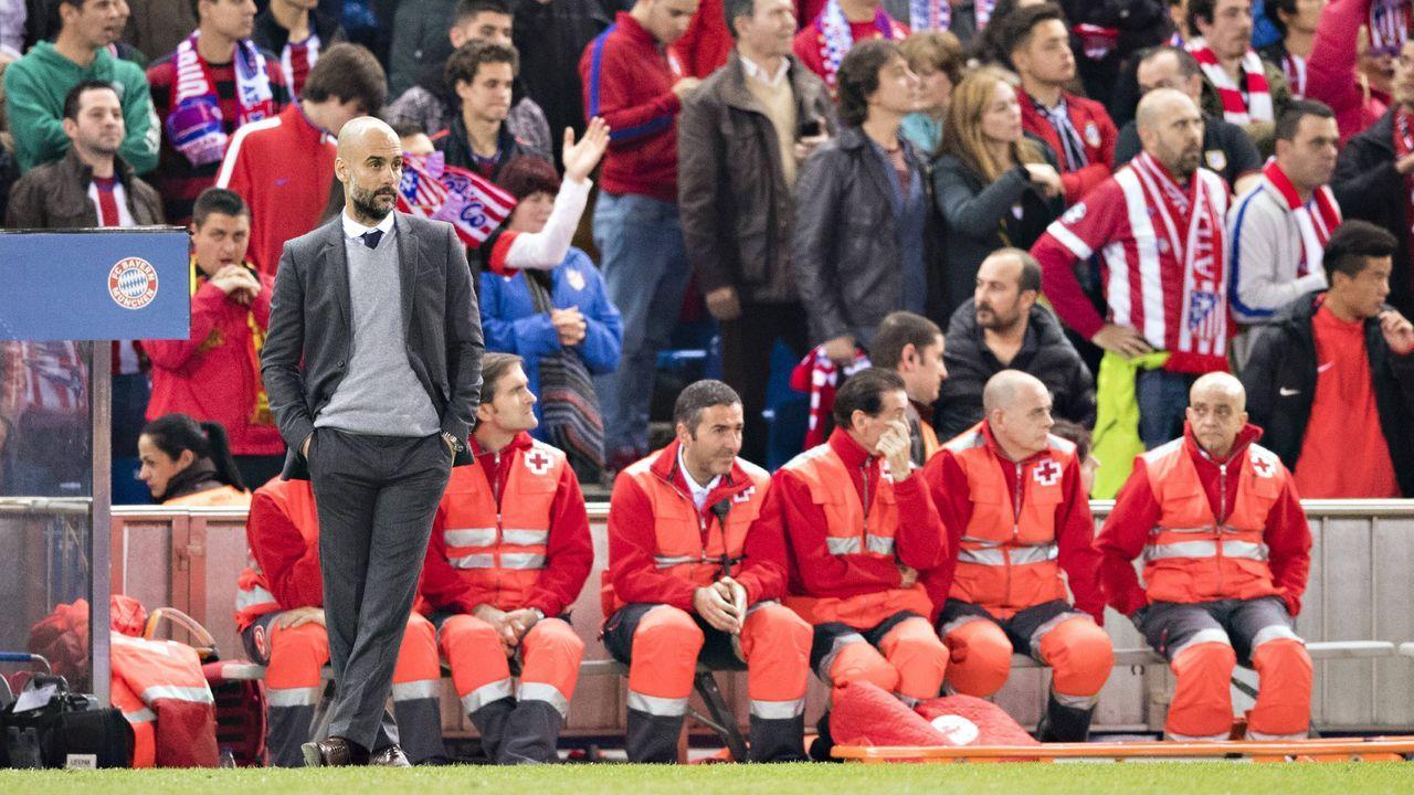 2016: Bayern verzweifeln an Oblak - Bildquelle: Imago