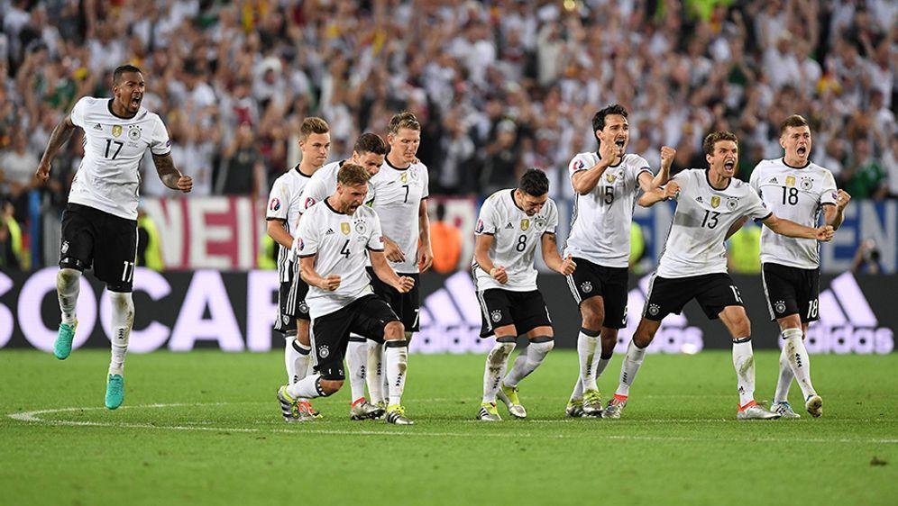 Deutschland Besiegt Italien