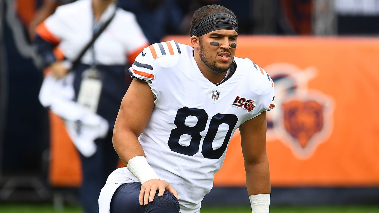 Trey Burton (Indianapolis Colts) - Bildquelle: 2019 Getty Images