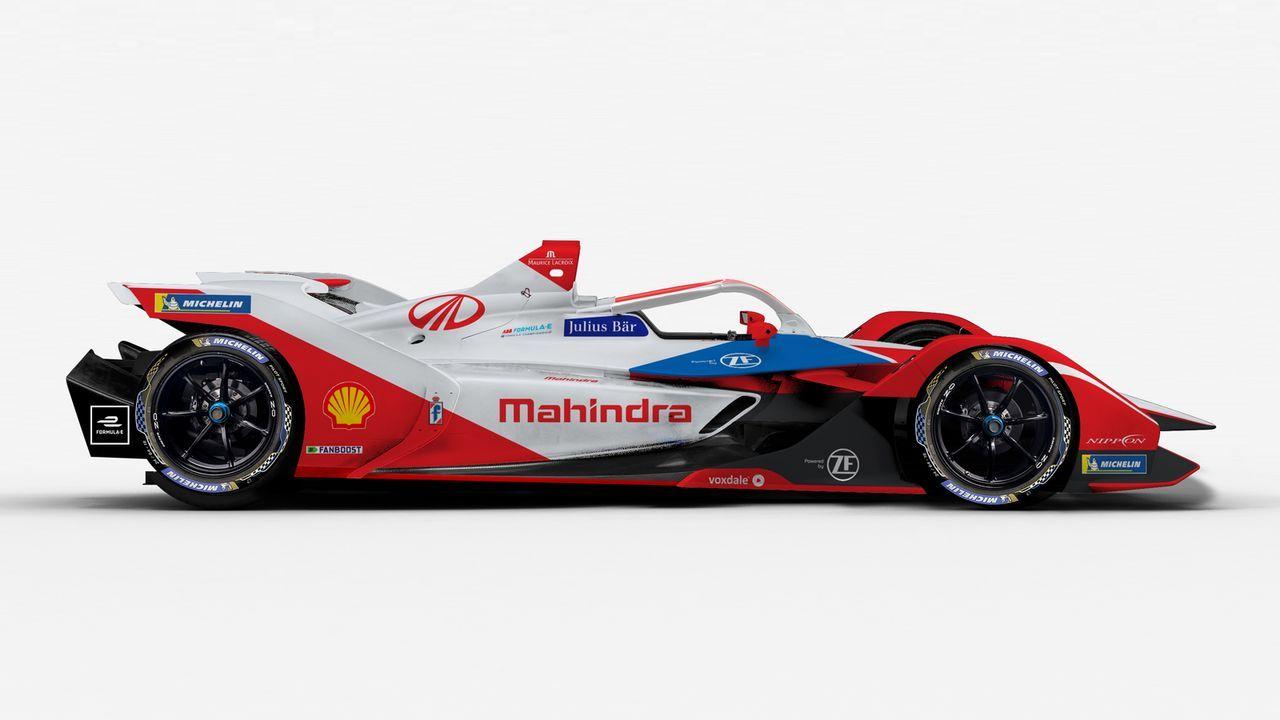 Mahindra Racing - Bildquelle: FIA Formula E
