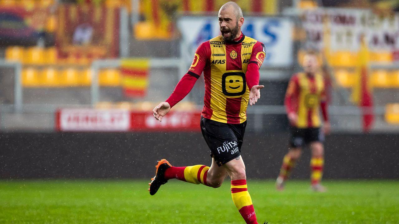 Steven Defour (zuletzt KV Mechelen) - Bildquelle: imago images/Belga