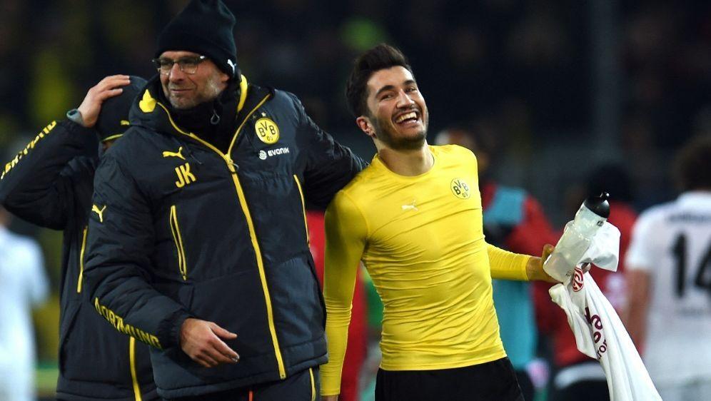 Sahin spielte einst unter Klopp bei Borussia Dortmund - Bildquelle: AFPSIDPATRIK STOLLARZ