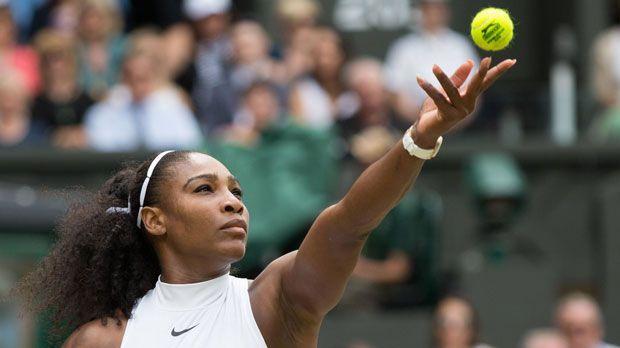 Serena Williams (Qualifiziert: 7050 Punkte) - Bildquelle: imago/Hasenkopf