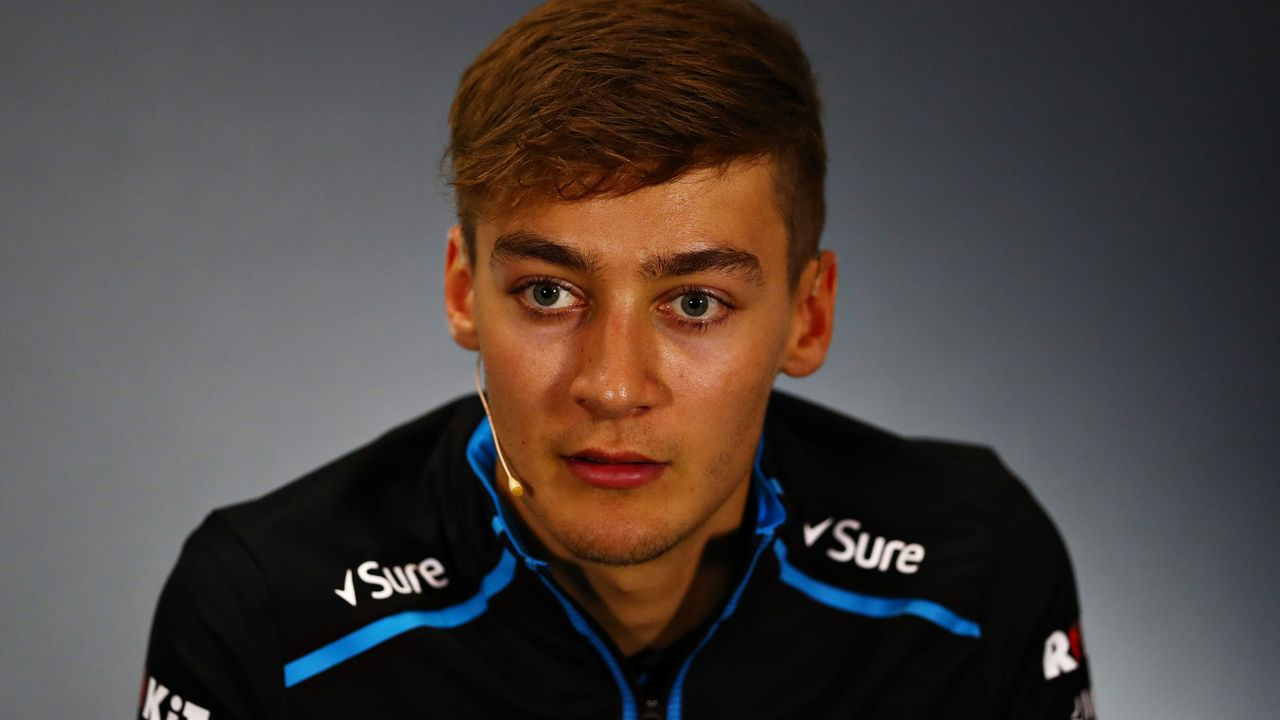 George Russell (ROKiT Williams Racing) - Bildquelle: 2019 Getty Images