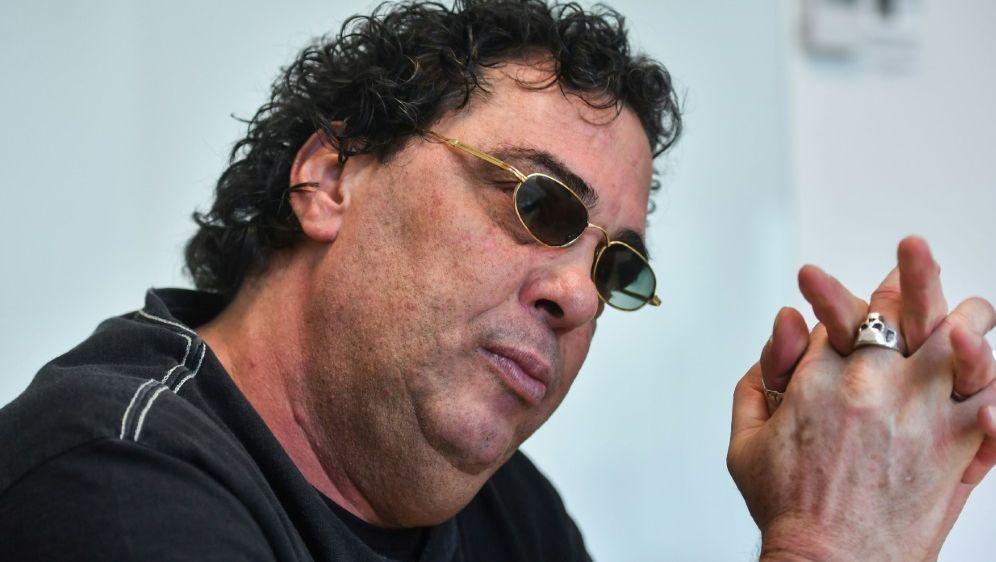Drogenfrei und trocken: Walter Casagrande - Bildquelle: AFPAFPNelson ALMEIDA