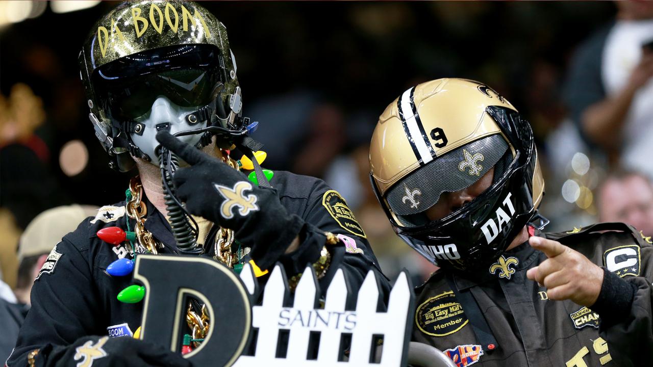 Platz 19: New Orleans Saints - Bildquelle: Getty Images