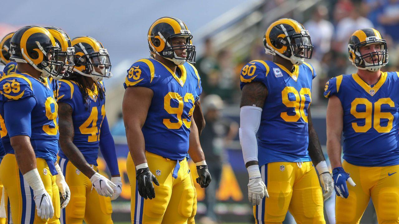 Los Angeles Rams (Gewinner) - Bildquelle: imago/ZUMA Press