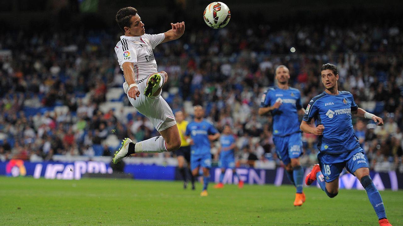 Javier Hernandez - Bildquelle: getty