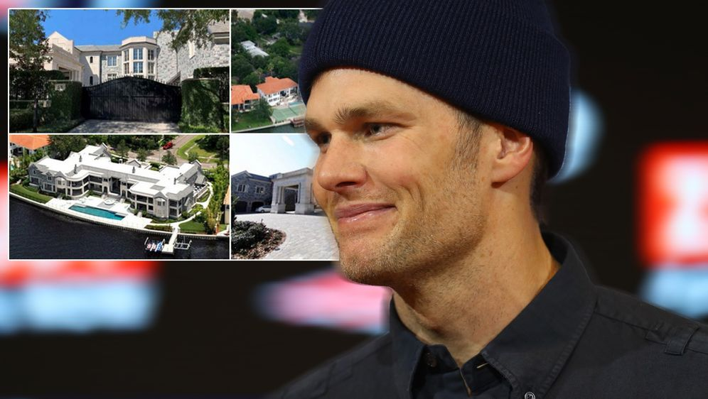 Neues Luxus-Anwesen für Brady - Bildquelle: Getty