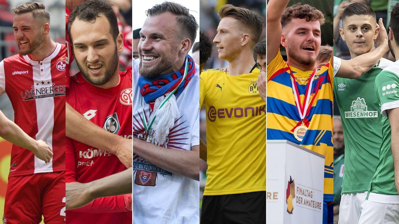Auslosung der 1. Runde: Die Lokalduelle im DFB-Pokal 2019/20  - Bildquelle: Imago