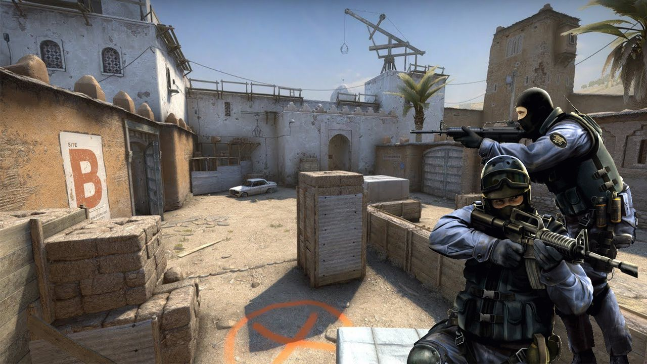 Counter-Strike: Global Offensive - Platz 6 - Bildquelle: Valve