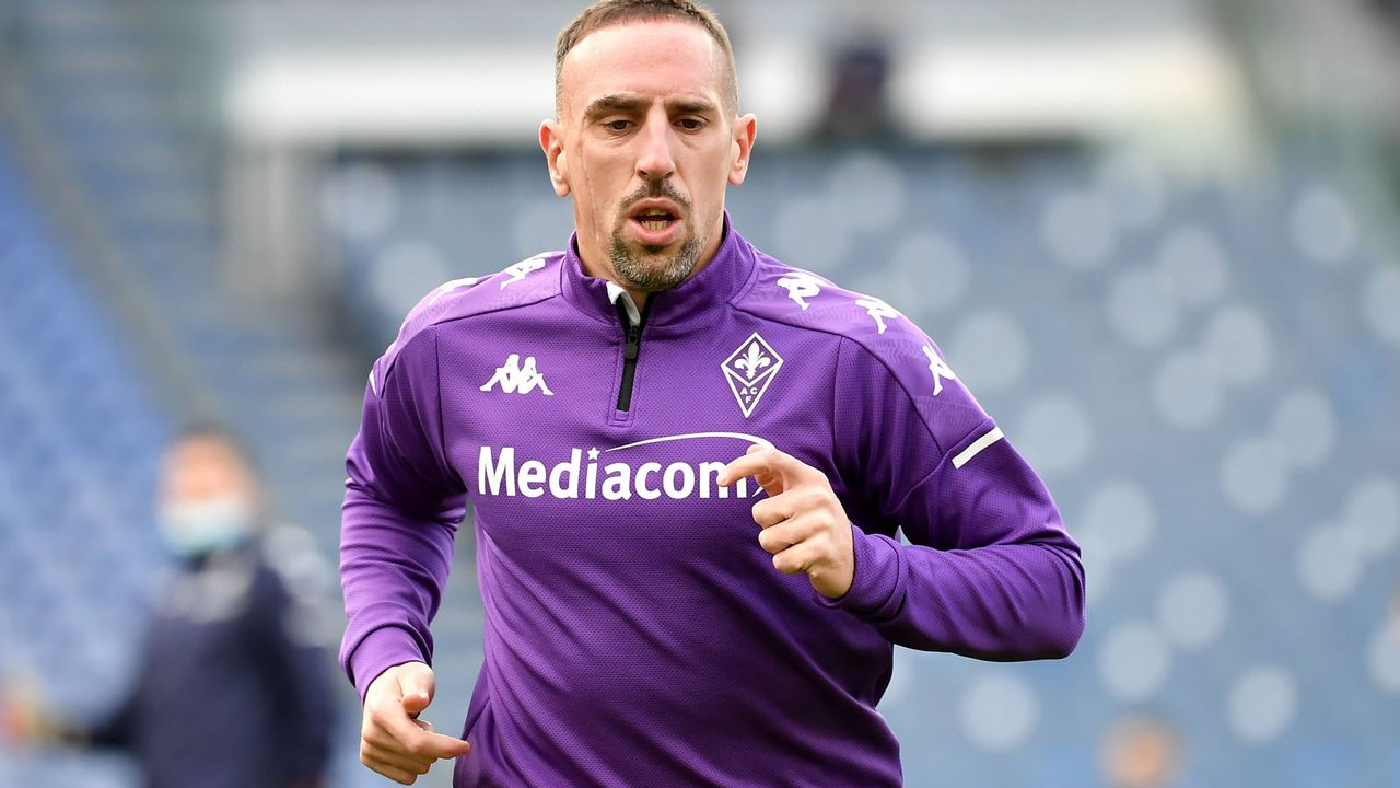 Franck Ribery (AC Florenz) - Bildquelle: imago images/Insidefoto
