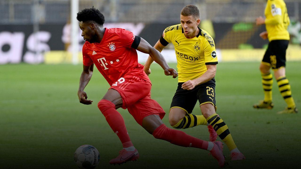 Das Restprogramm aller 18 Bundesligisten - Bildquelle: 2020 Getty Images