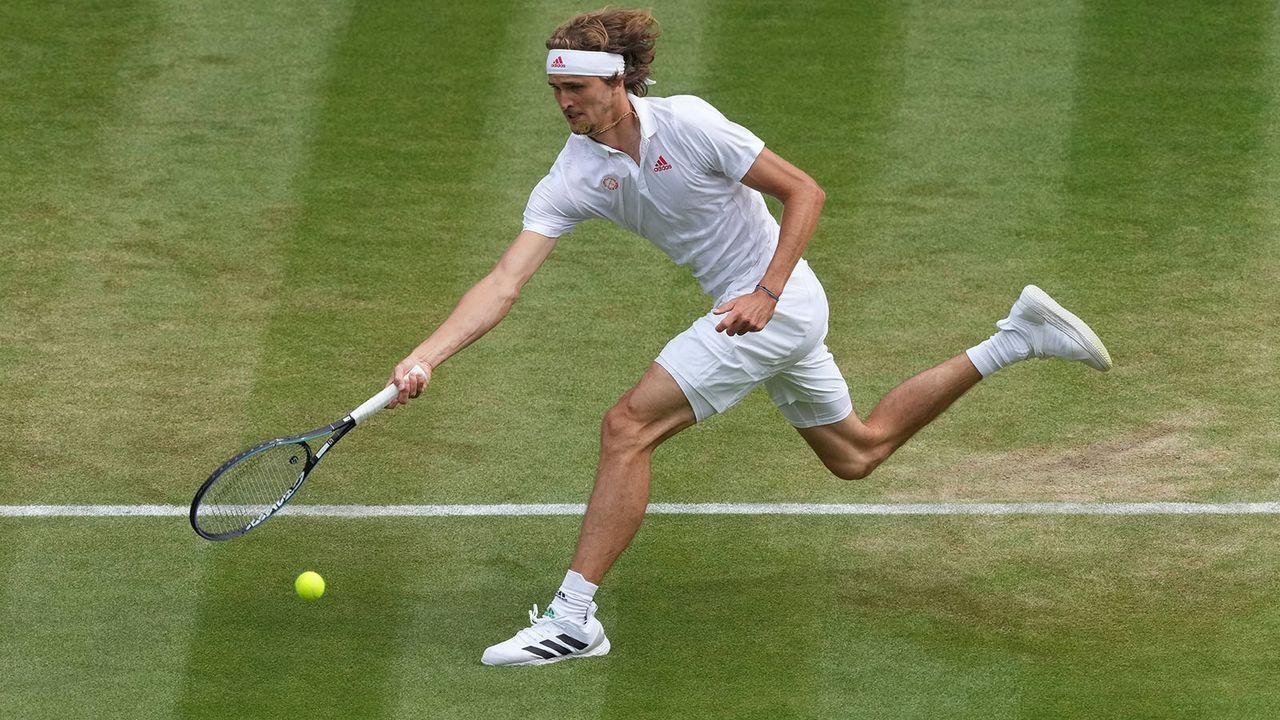 Alexander Zverev (Tennis) - Bildquelle: imago images/Paul Zimmer