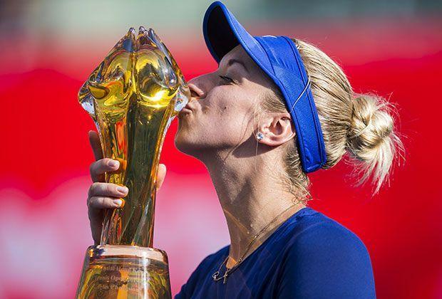 Turniersieg Hong Kong - Bildquelle: 2014 Getty Images