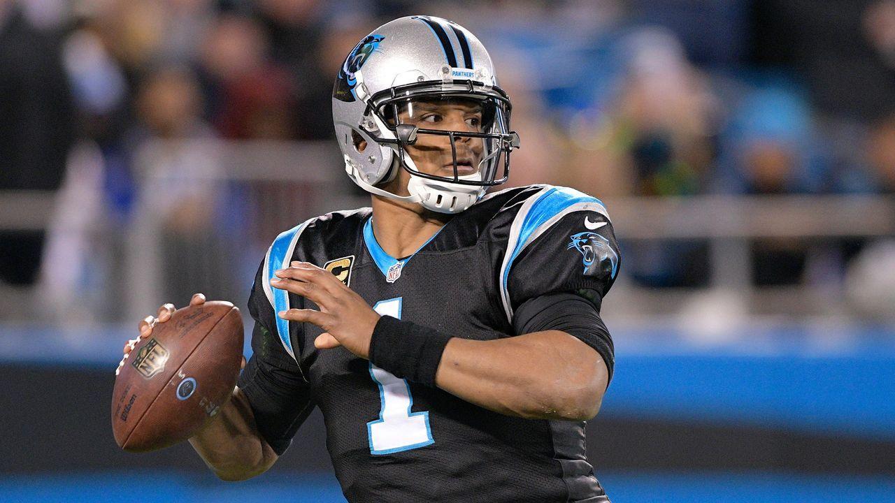 Carolina Panthers: Cam Newton - Bildquelle: 2018 Getty Images
