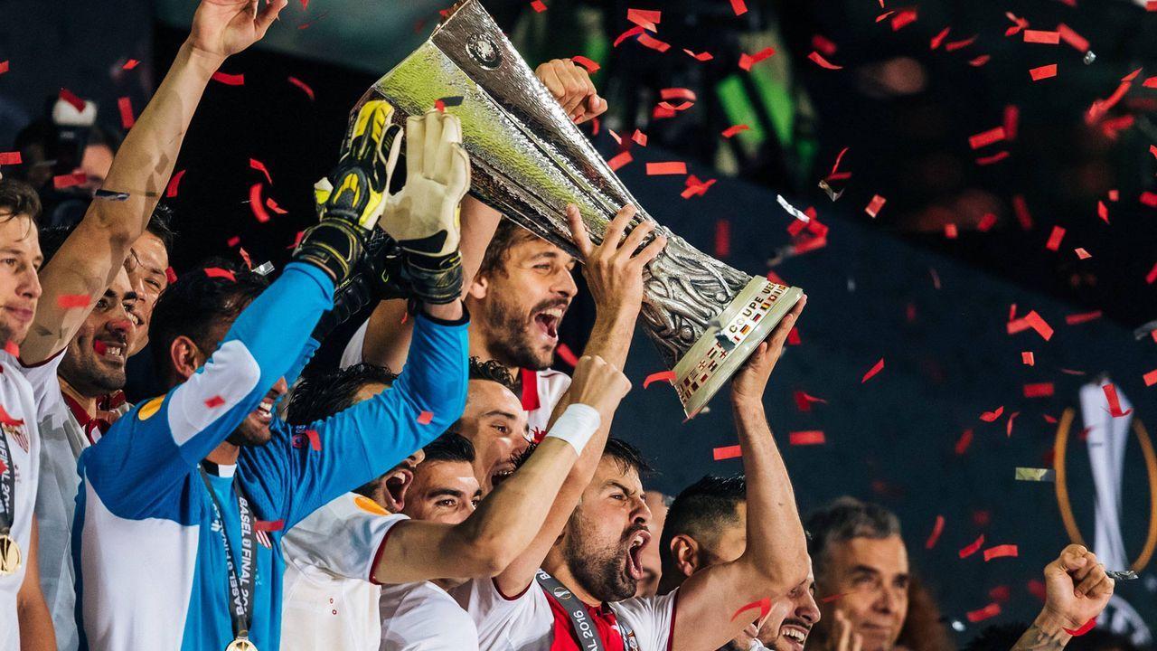 Sieg in der Europa-League 2015/16 - Bildquelle: imago/Eibner Europa