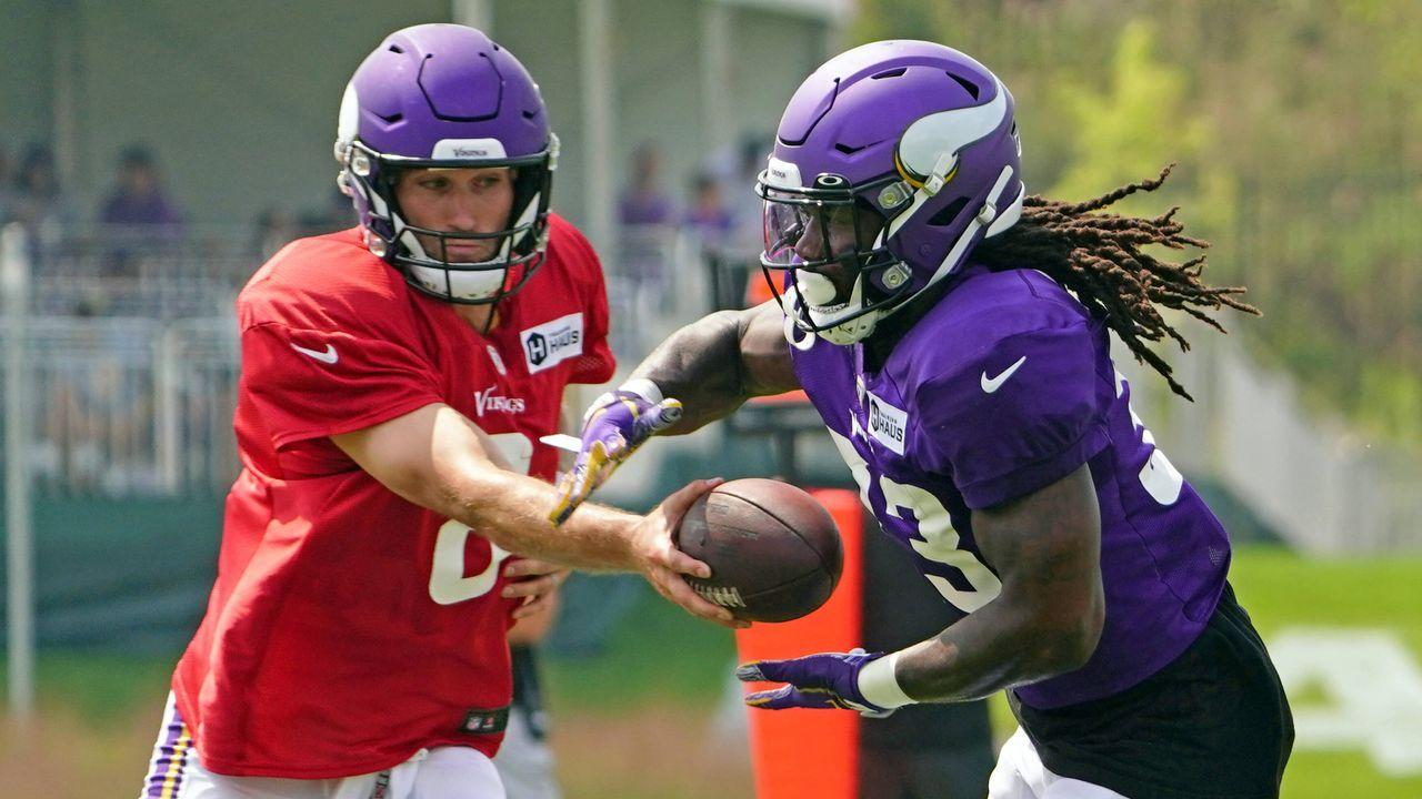 Minnesota Vikings - Bildquelle: imago images/Icon SMI