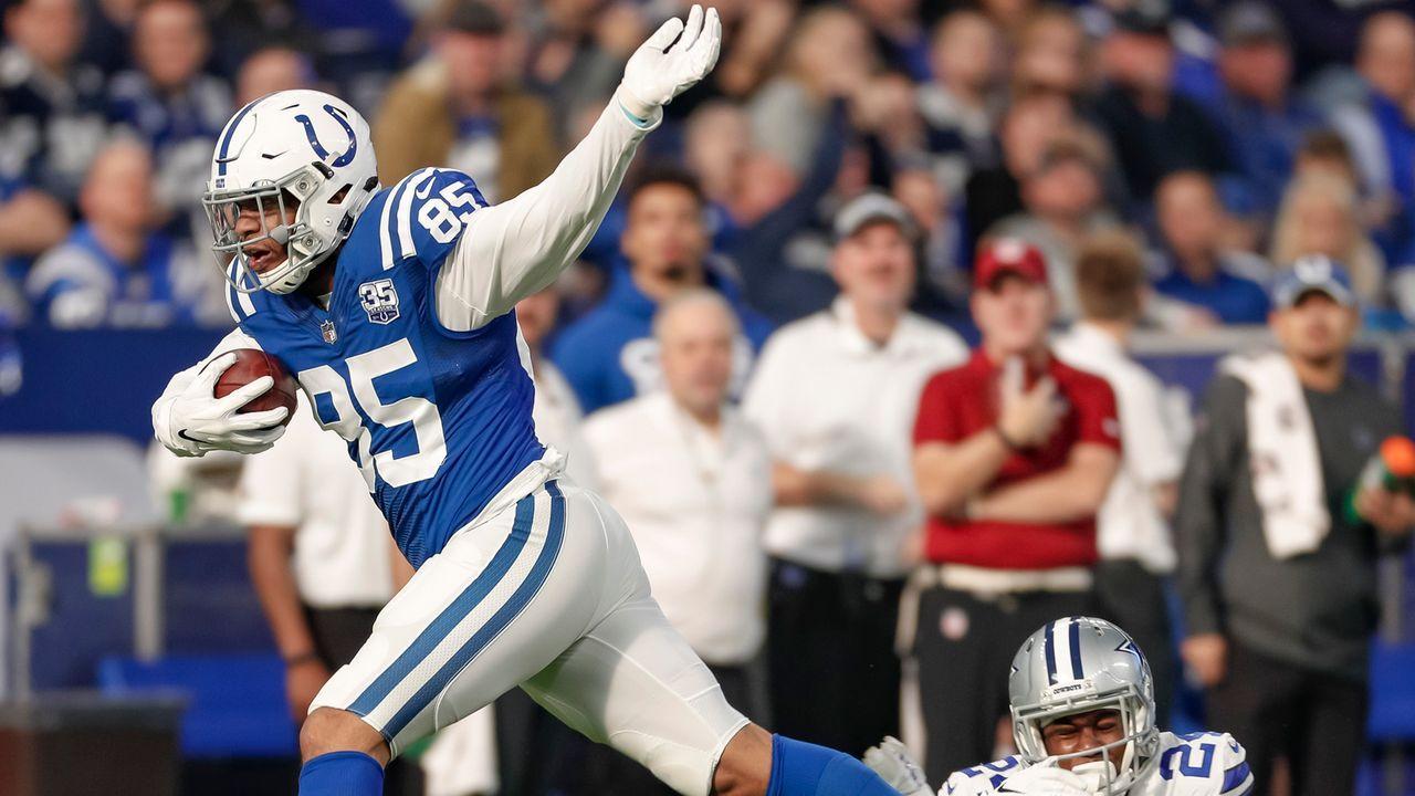 Eric Ebron (Indianapolis Colts) - Bildquelle: 2018 Getty Images