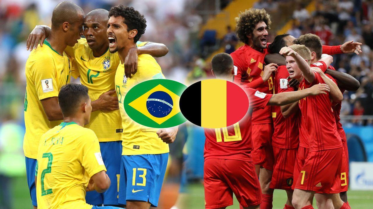 Belgien Brasilien Live