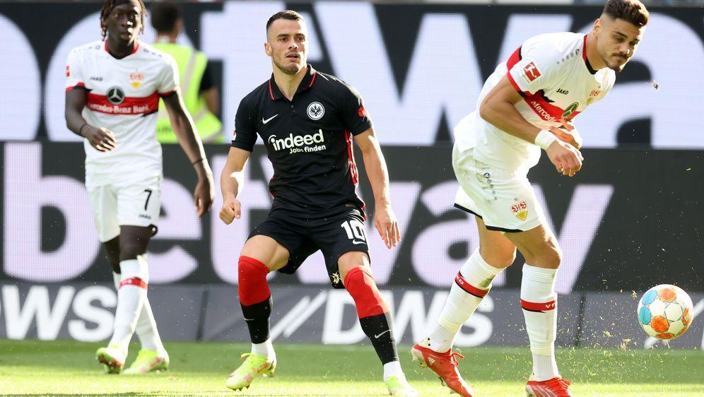 Filip Kostic erzielte gegen Stuttgart als Joker die zwischenzeitliche Eintra... - Bildquelle: Getty Images