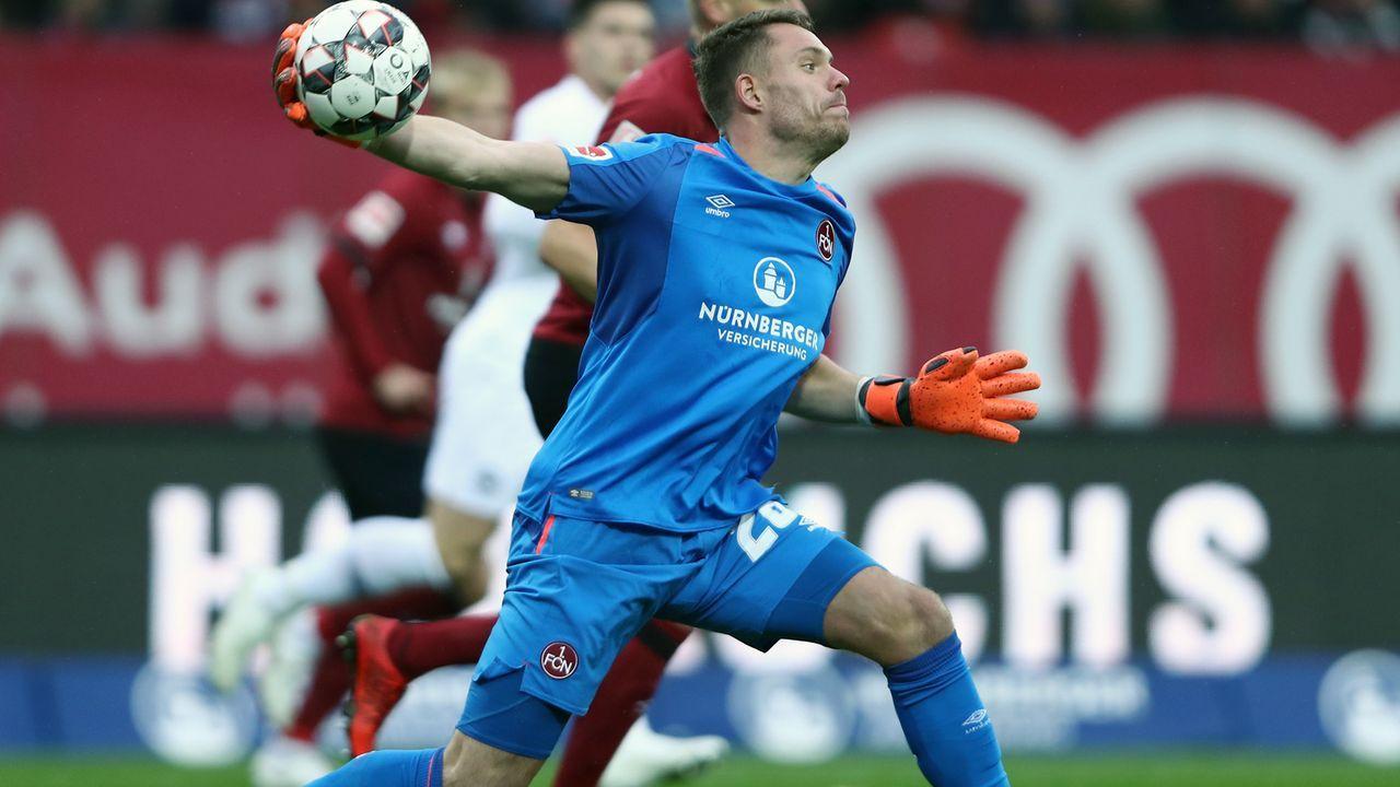 Christian Mathenia (1. FC Nürnberg) - Bildquelle: 2018 Getty Images