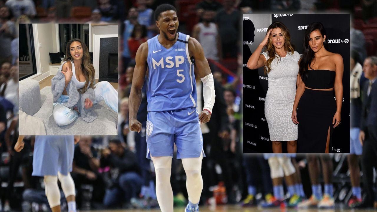 Malik Beasleys turbulente NBA-Offseason - Bildquelle: Instagram: @montanayao/imago/getty