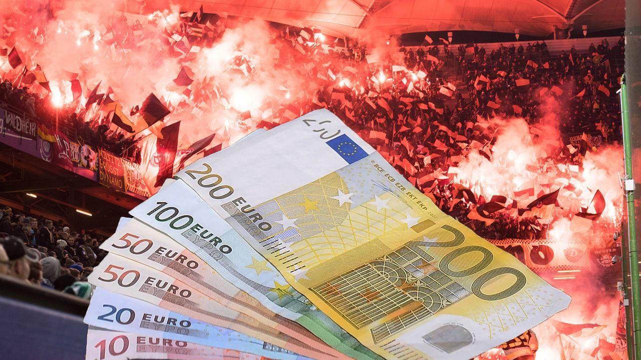So viel Geld kosten die Fans ihren Vereinen  - Bildquelle: imago/Sven Simon