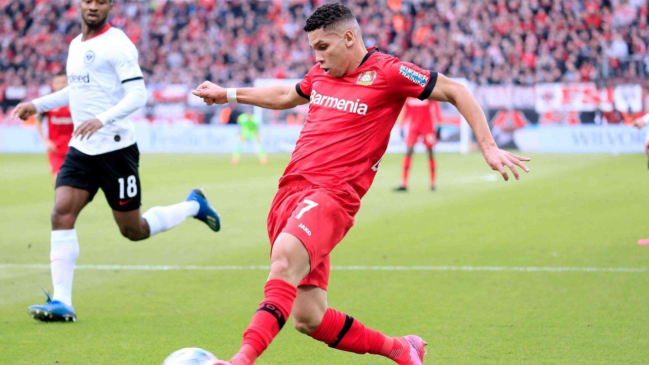 Paulinho (Bayer 04 Leverkusen)  - Bildquelle: imago