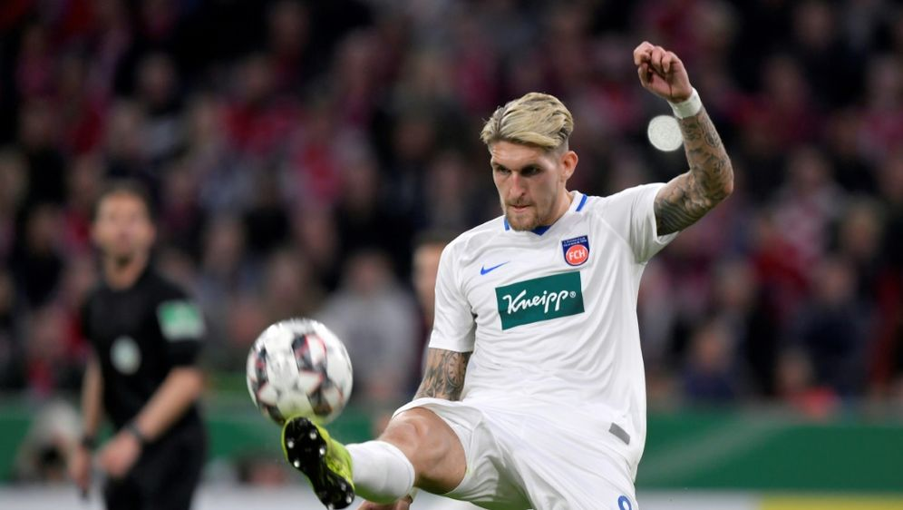 Robert Andrich wechselt von Heidenheim zu Union Berlin - Bildquelle: PIXATHLONPIXATHLONSID