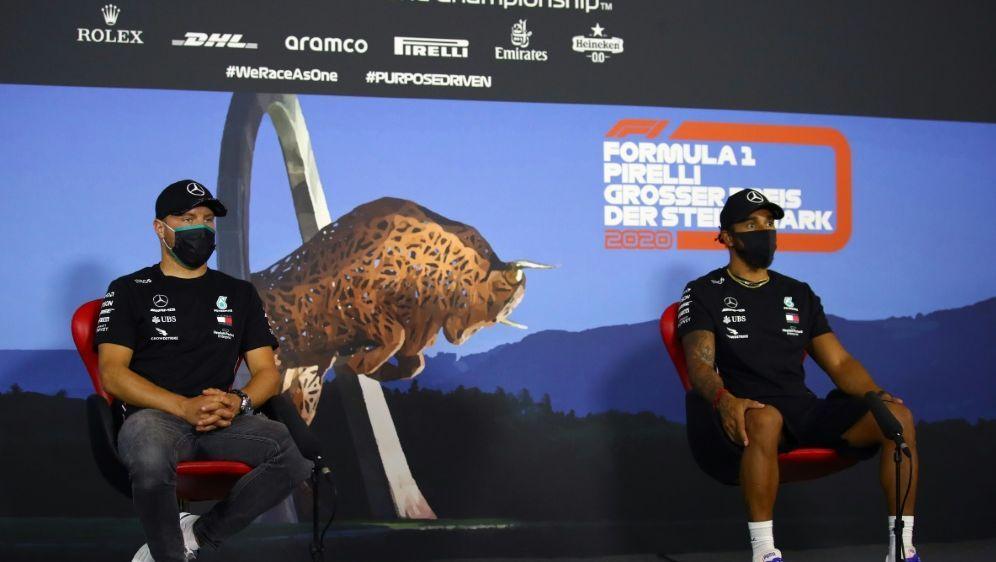 Bislang gab es keinen Corona-Fall in der Formel 1 - Bildquelle: AFPSIDBRYN LENNON