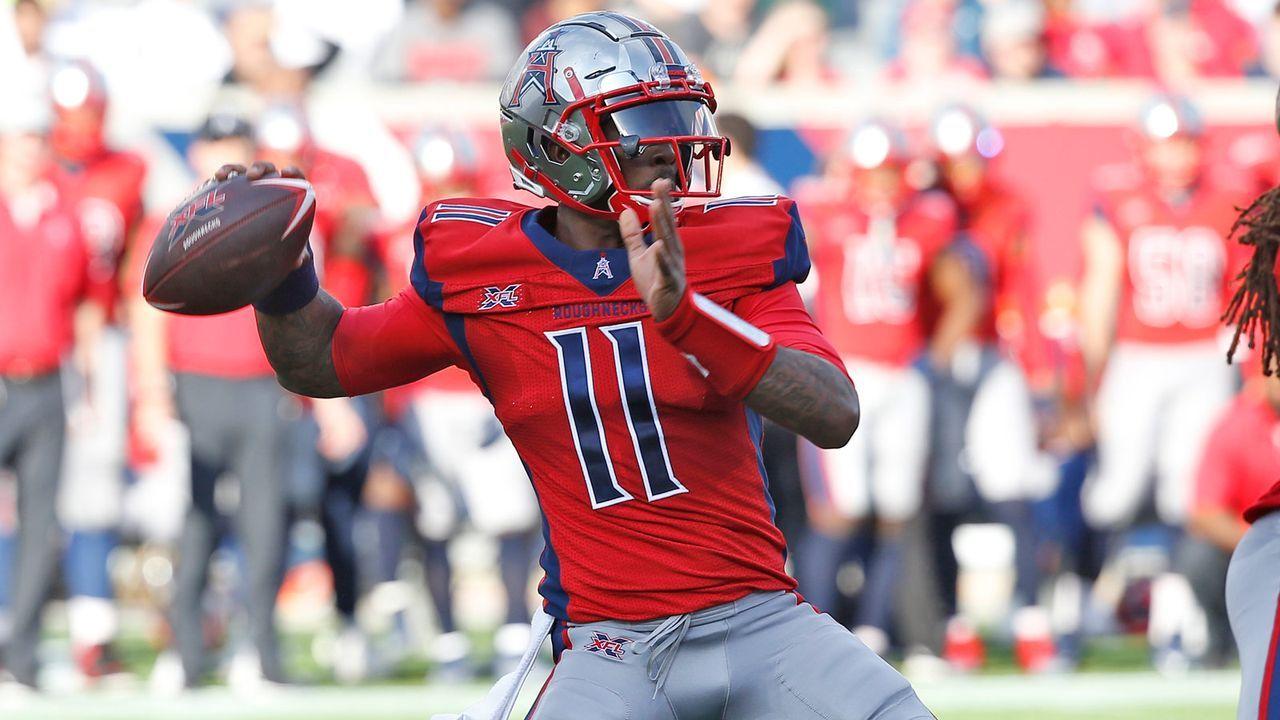 Phillip Walker (Starting-Quarterback Houston Roughnecks)  - Bildquelle: getty