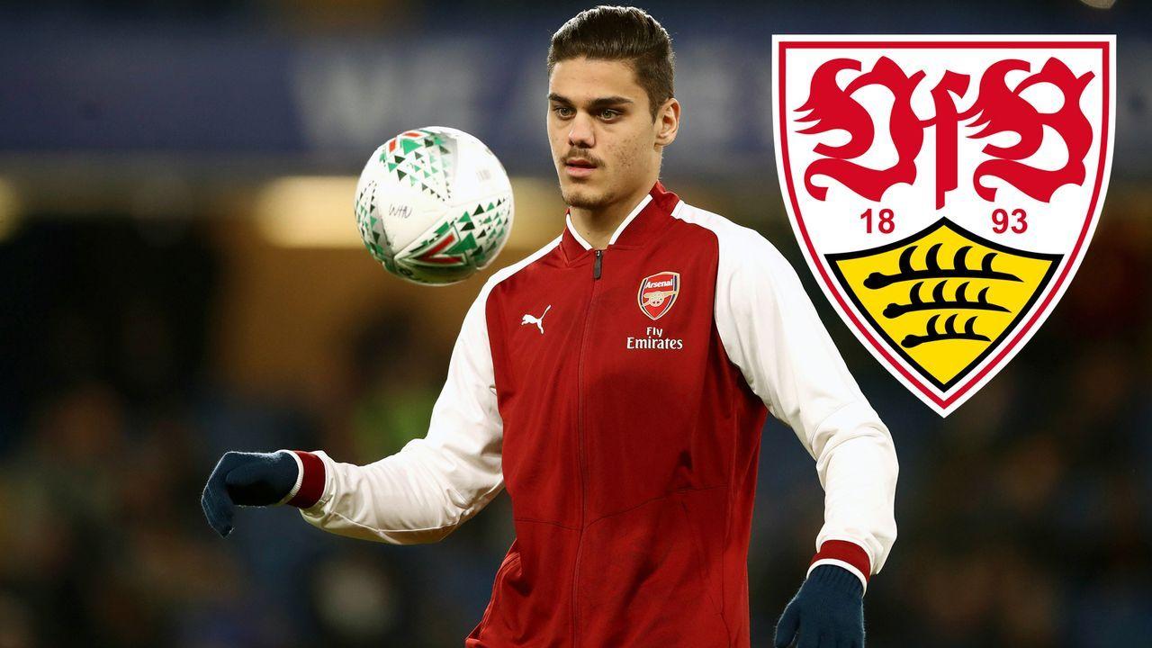 Konstantinos Mavropanos (VfB Stuttgart) - Bildquelle: imago/PA Images
