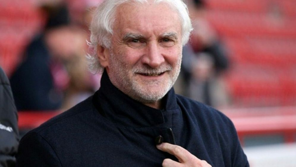 Rudi Völler glaubt an Pokal-Erfolg der Leverkusener - Bildquelle: PIXATHLONPIXATHLONSID