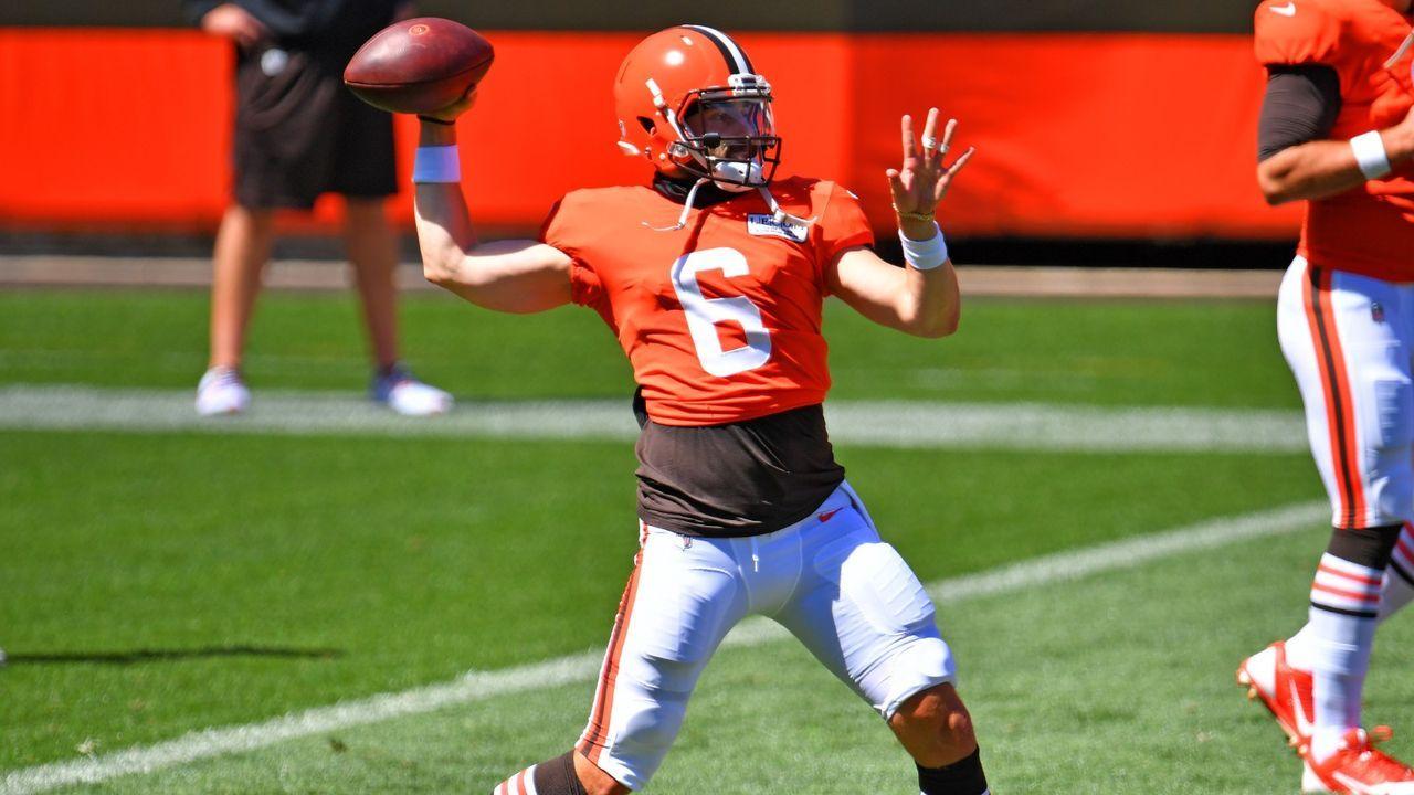 Cleveland Browns: Baker Mayfield (Offense) - Bildquelle: getty