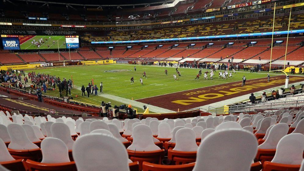 Bada ist beim Washington Football Team unter Vertrag - Bildquelle: AFPGETTYSIDPATRICK SMITH