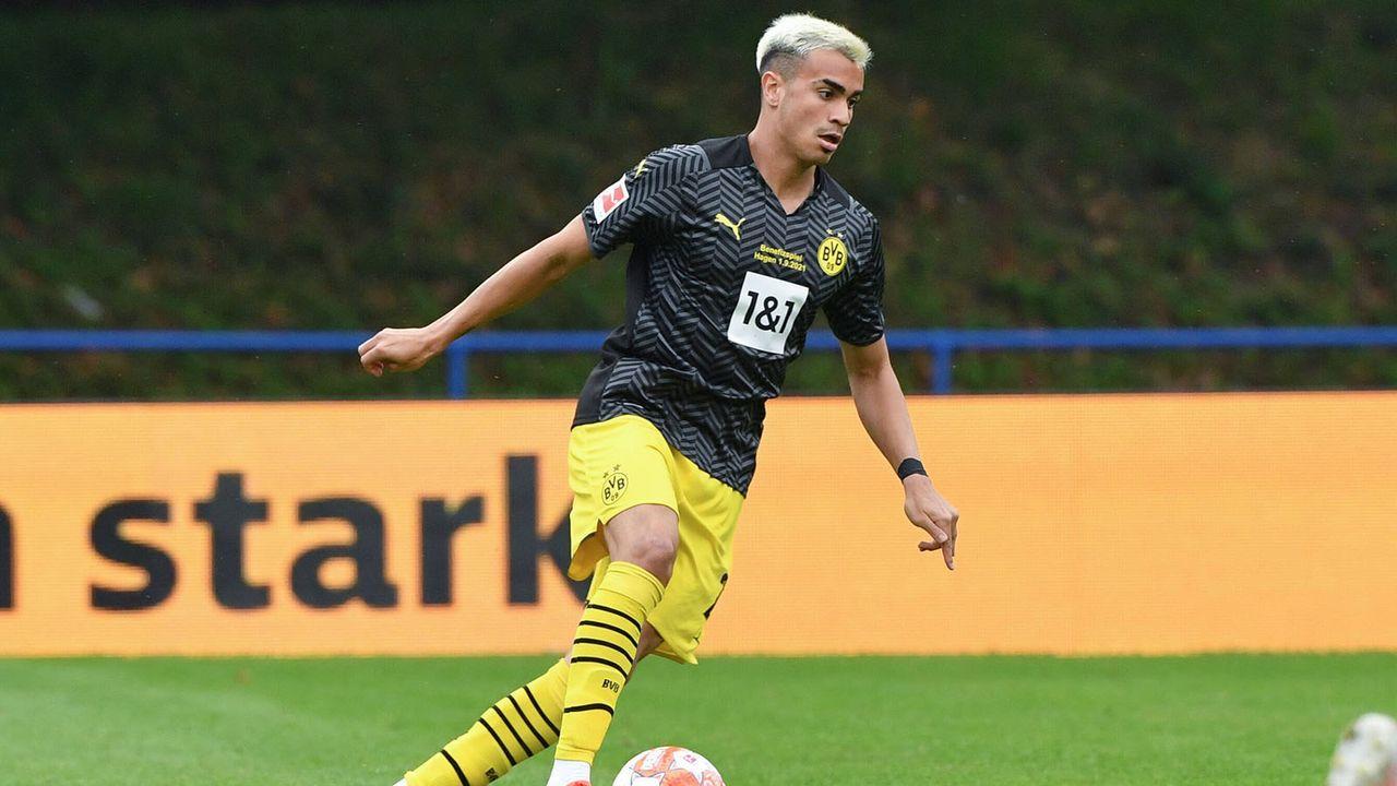 Reinier (Borussia Dortmund) - Bildquelle: imago images/Team 2