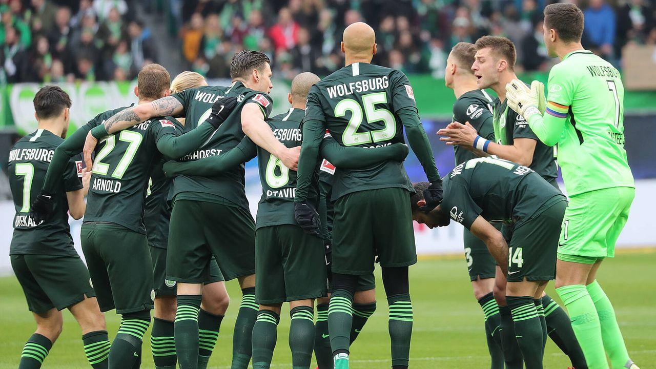 VfL Wolfsburg - Bildquelle: imago images/Hübner