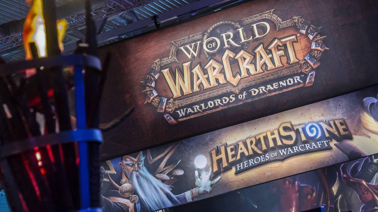 Platz 20: World of Warcraft - Bildquelle: imago/Jürgen Schwarz