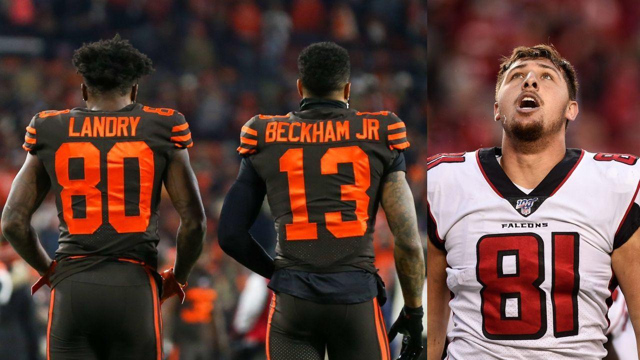 Platz 6: Cleveland Browns - Bildquelle: imago