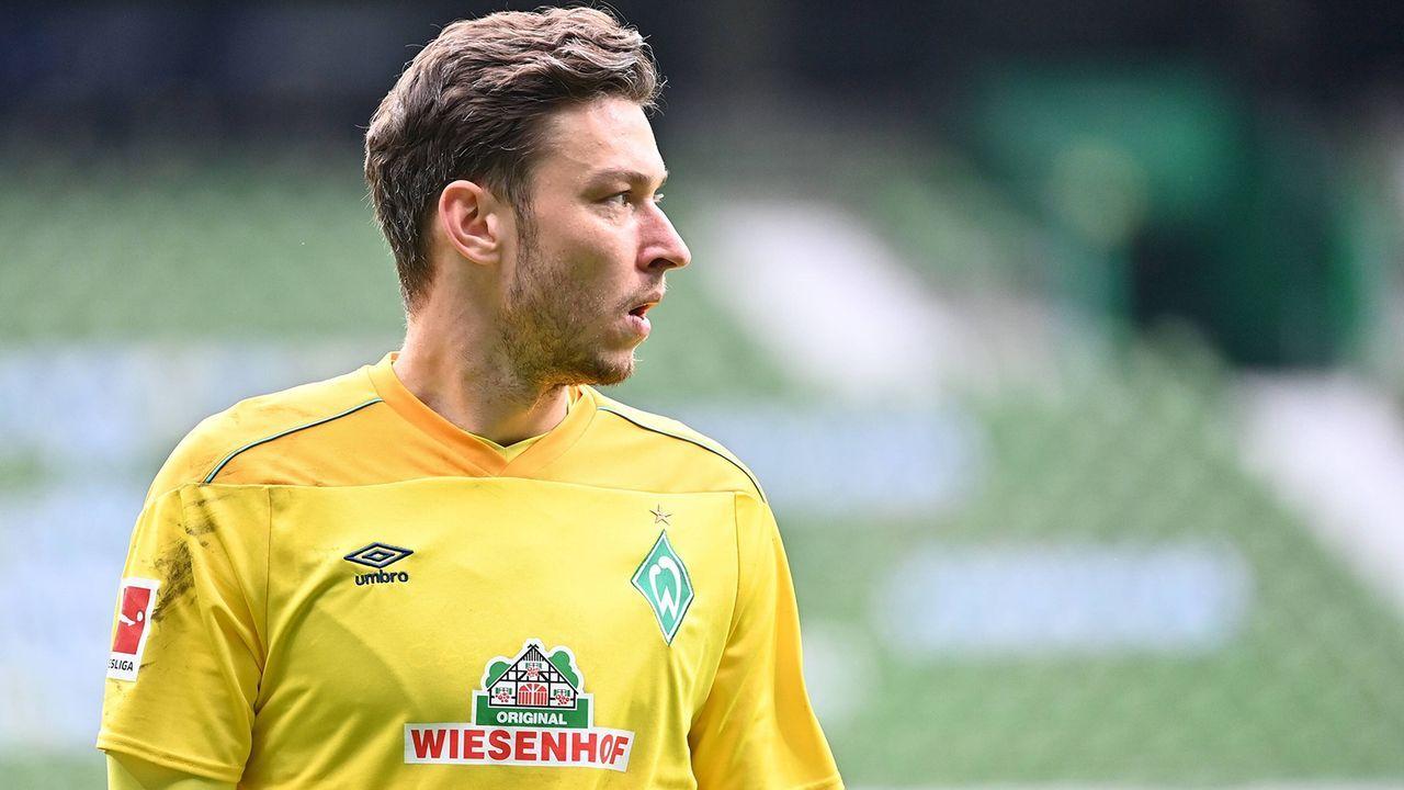 Tor: Jiri Pavlenka (SV Werder Bremen) - Bildquelle: Imago Images