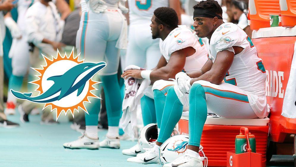 Mannschaft im Umbau: Miami Dolphins - Bildquelle: Getty
