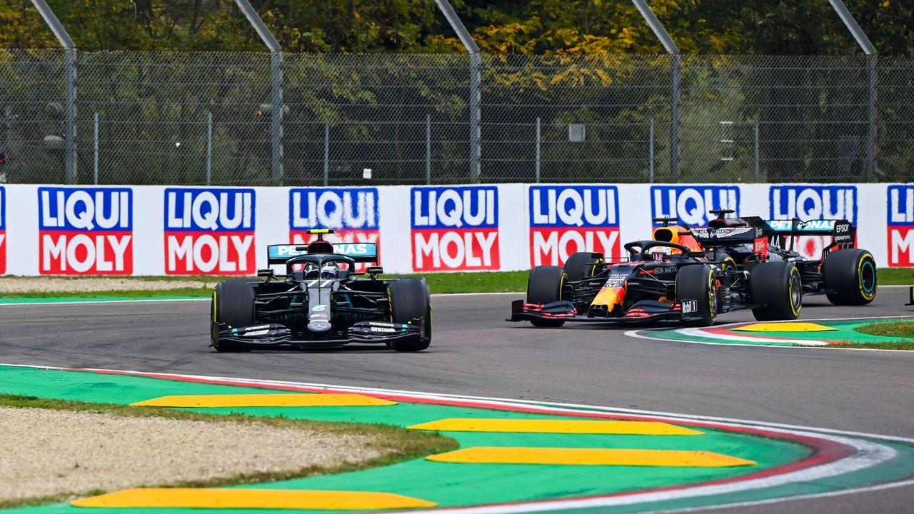 Beschleunigung (Formel 1) - Bildquelle: imago images/Motorsport Images