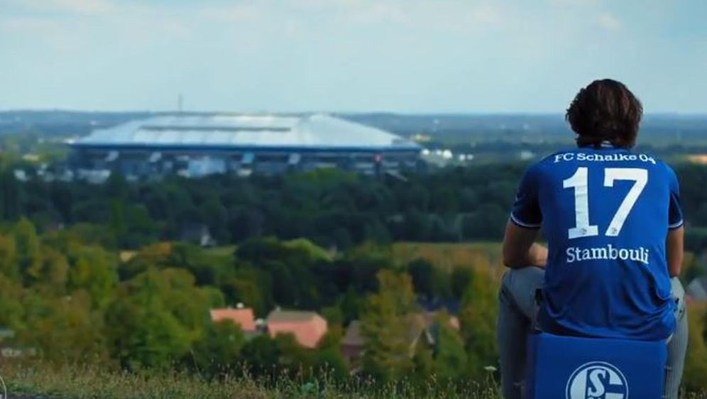 Benjamin Stambouli verlängert beim FC Schalke 04 bis 2023. - Bildquelle: twitter.com/s04