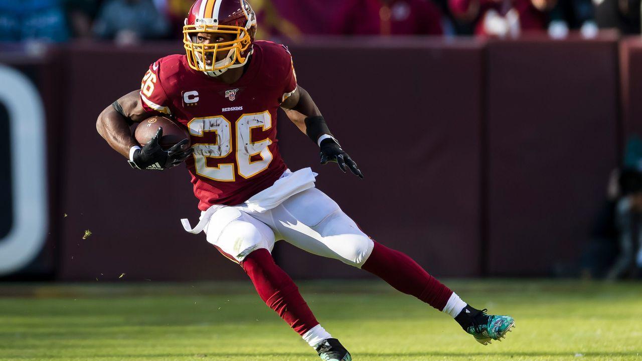 Adrian Peterson (Washington Redskins) - Bildquelle: 2019 Getty Images