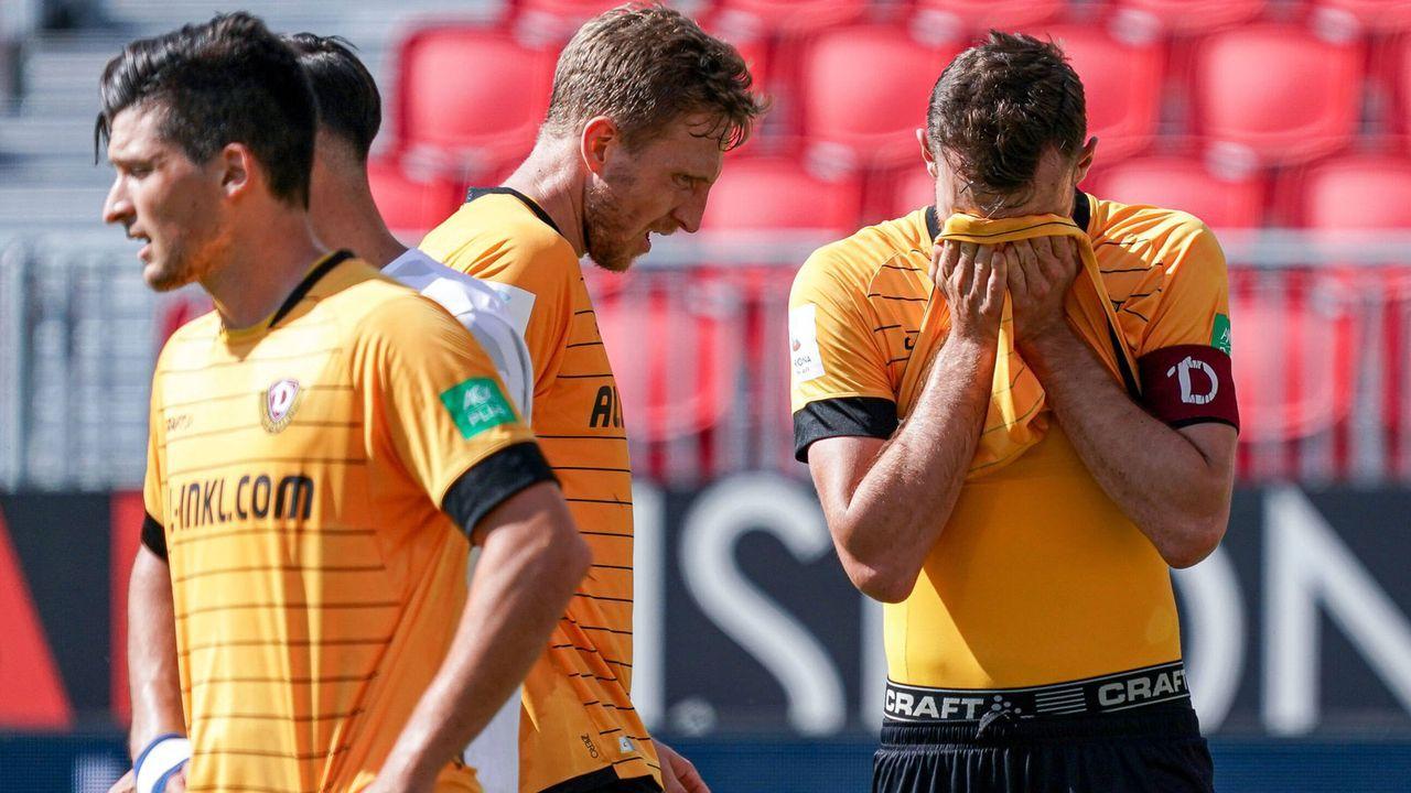 Dynamo Dresden braucht noch mehr Tore - Bildquelle: imago