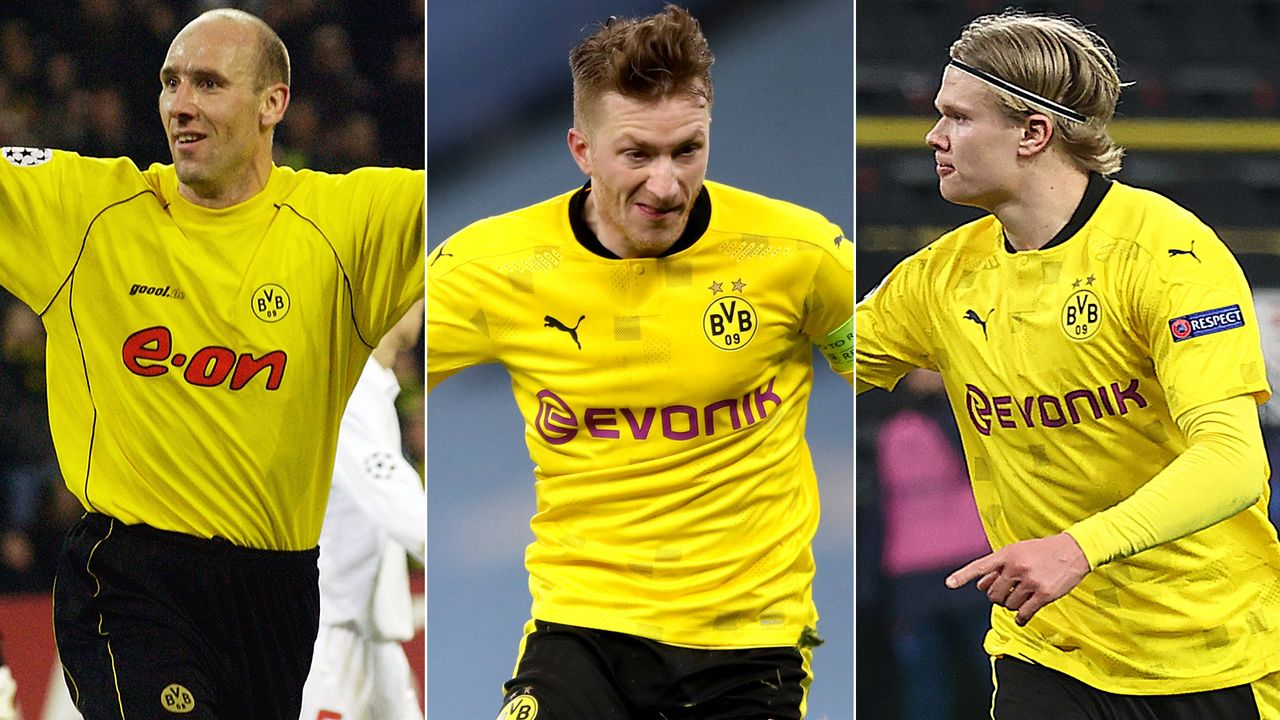 Top 10: Dortmunds Rekordtorschützen in der Champions League - Bildquelle: Getty Images/Imago