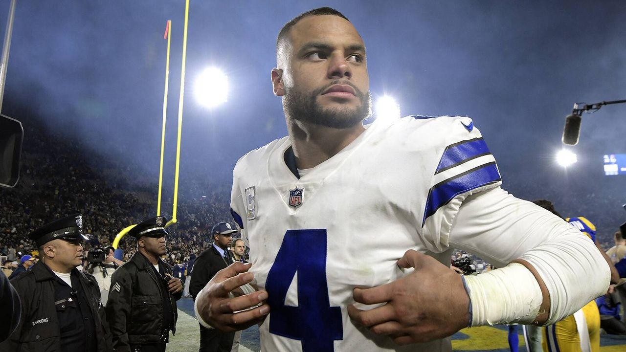Dak Prescott (Dallas Cowboys) - Bildquelle: imago images / ZUMA Press