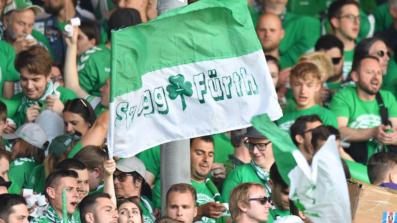 SpVgg Greuther Fürth - Bildquelle: imago/Zink