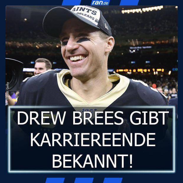 Link in Bio - Drew Brees